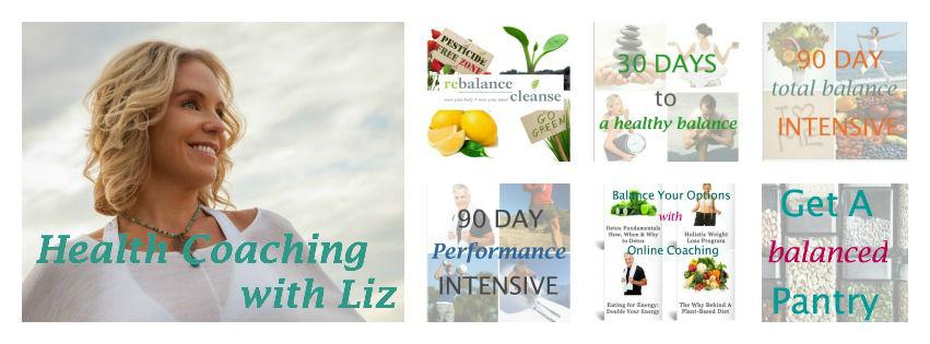 Live For Balance Holistic Nutritional Coaching
